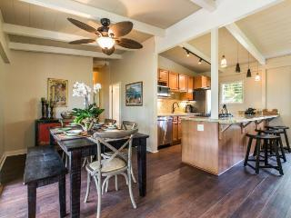 Manako Hale Estate- 5 minute walk to beach from this fully remodeled Hawaiian cottage with additional guest house! Sleeps 10 - Poipu vacation rentals