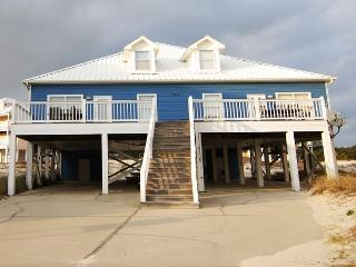 Nice House with Deck and A/C - Fort Morgan vacation rentals