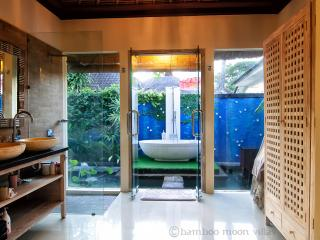 AWESOME VILLA 3 BEACH SIDE BAMBOO MOON 3 BEDROOM - Sanur vacation rentals