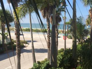 Pass-A-Grille on Beach Views Studio Loft  Sleeps 2 - Saint Pete Beach vacation rentals
