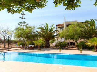 Beautiful 3-bedroom villa with pool near the beach - Stavros vacation rentals