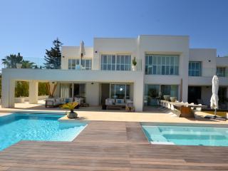 Magnificent contemporary beachfront villa - Marbella vacation rentals