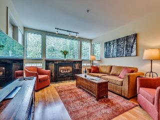 Greystone Lodge 2 Bedroom Renovated Ski-in Ski-out Whistler Condo - Whistler vacation rentals