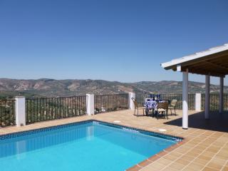 Country House, 4 double bedrooms Pool, Great views - Iznajar vacation rentals