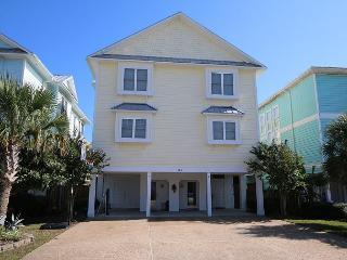 Bowfin - Spacious, updated, 4 bedroom duplex. - Carolina Beach vacation rentals