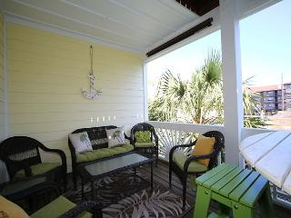 Bowfin - Spacious, updated, 4 bedroom duplex within an easy walk to the beach - Carolina Beach vacation rentals