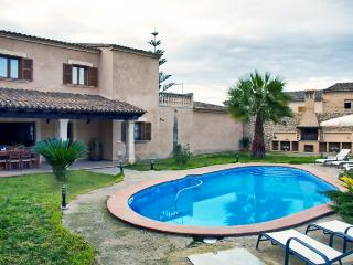 Casa rural  con piscina, BBQ, jardín para 10 pax - Petra vacation rentals