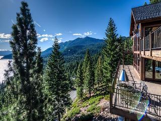 Unforgettable Lake Tahoe Cabin with Sweeping Bay Views - Meeks Bay vacation rentals