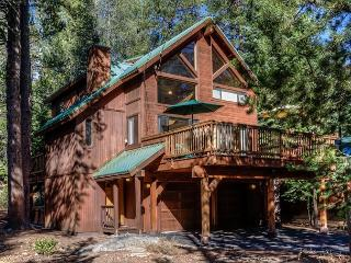 A Family Cabin in the Truckee Pines – Sleeps 12 - Truckee vacation rentals