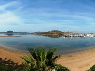 Seaview villa on the beach nr shops & restaurants - La Manga del Mar Menor vacation rentals