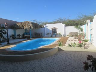 PRIVATE VILLA~ OWN POOL~90 seconds from the beach! - Savaneta vacation rentals
