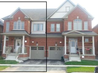 Convenient 3 bedroom House in Brampton with Internet Access - Brampton vacation rentals