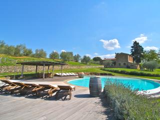 Fantastic Villa Chiantigiana sleeps 12 - Castellina In Chianti vacation rentals