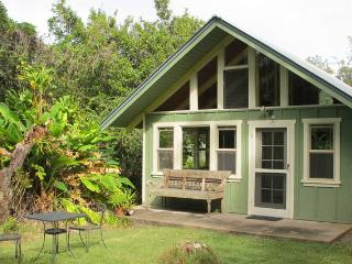 Hawaiian Tropical Hideaway Cottage - Kapaau vacation rentals