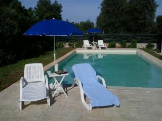 Villa La Pergola with Pool - San Michele Salentino vacation rentals