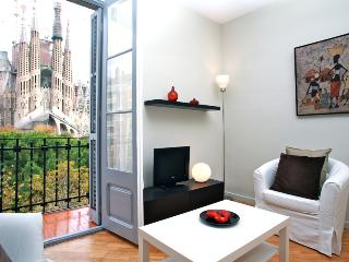 Plaza Sagrada Familia apartment - Barcelona Province vacation rentals
