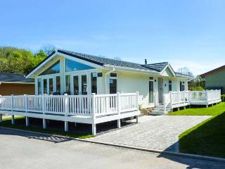 ERISA, detached lodge, en-suite, enclosed decked patio, walks from the door, Saundersfoot, Ref. 27953 - Saundersfoot vacation rentals