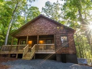 Take A Breath - Newly constructed family resort cabin. 2 bedrooms, 2 1/2 baths and a hot tub. - Ellijay vacation rentals