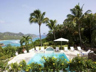 Luxury 4 bedroom St. Barts villa. Stylish with great sunset views! - Saint Barthelemy vacation rentals