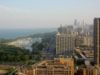 Furnished condo. Beautiful lake & skyline views - Chicago vacation rentals
