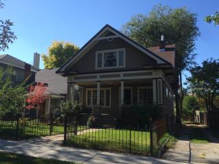 SLC Craftsman walkable to downtown - Salt Lake City vacation rentals