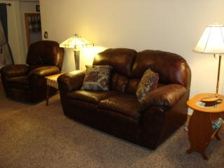 The Bear Den in Ironwood, MI - convenient & comfy - Ironwood vacation rentals