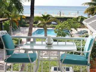 Beach front, right on SMB, Island Pine Villas - Seven Mile Beach vacation rentals