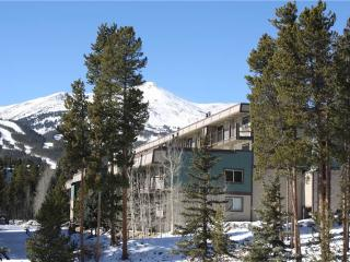 Economically Priced In Town 2 Bedroom Condo - Ski and Racquet B102 - Breckenridge vacation rentals
