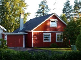 SvU-SanU Villa Elsy, 140qm, Sauna,Garten,Veranda - Vidsel vacation rentals