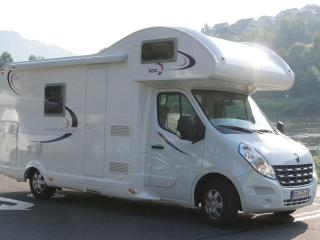 Rimor motorhome rental for families or couples. - Udler vacation rentals