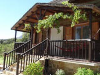 charming wooden farmhouse with garden and views - Cortes de la Frontera vacation rentals
