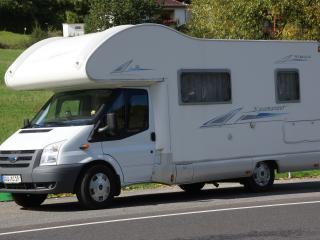 Katamarano motorhome rental with side bed - Udler vacation rentals