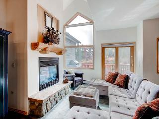 Newly Updated Townhome on 4 O'clock Run - Easily Access Town and Peak 8! - Breckenridge vacation rentals