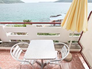 Studio with balcony and  gorgeous sea view - Savina vacation rentals