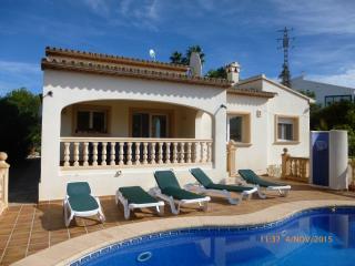Villa Catalina-individual detached, quiet area - Calpe vacation rentals
