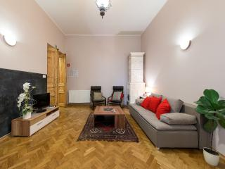 4bdr Old River Apartment in Krakow's centre - Krakow vacation rentals