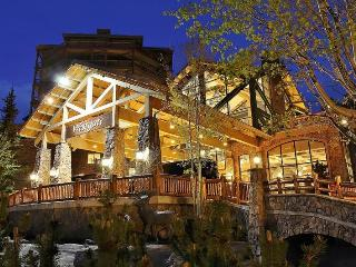 Park City Canyons Village 2BR Villa (6-13FEB2016) - Park City vacation rentals
