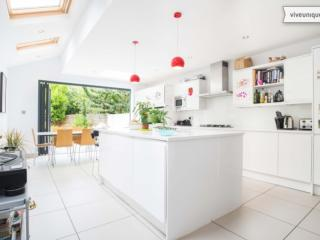 4 bed house, Winston Road, Stoke Newington - London vacation rentals