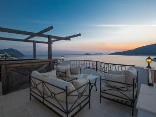 Superb 2 Bed, 2 Bath Seaview Apartment-Narli - Kalkan vacation rentals