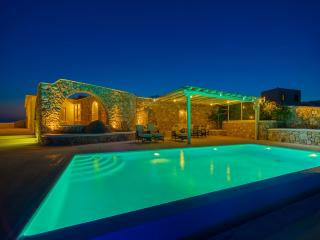 Secluded villa with private pool , amazing views! - Mykonos Town vacation rentals