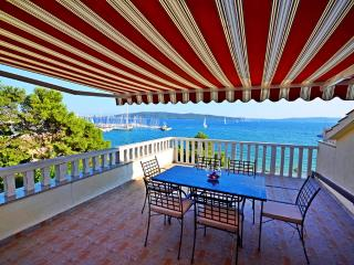 Luxury penthouse apartment Mediterranean - Kastel Gomilica vacation rentals