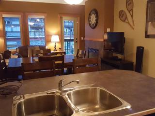 2 bedroom Condo with Internet Access in Canmore - Canmore vacation rentals