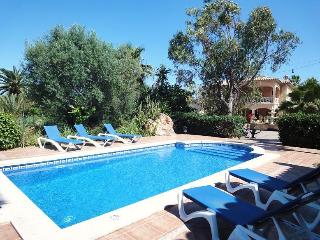 3 bedroom House with A/C in Cala Blava - Cala Blava vacation rentals
