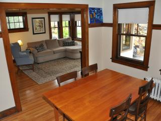 Amazing Duplex in Historic District - Minneapolis vacation rentals