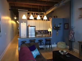 Trendy Downtown Loft - Indianapolis vacation rentals