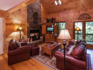 Mountain Memories-Large, Beautiful Cabin - Sleeps 13 - Ellijay vacation rentals