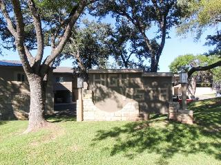 Vintage condo w/shared pool & partial views of Lake LBJ! - Horseshoe Bay vacation rentals