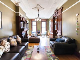 Brooklyn's Favorite Victorian Brownstone w/Garden - Brooklyn vacation rentals