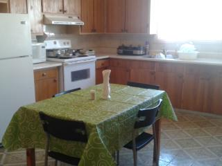 double bed (2nd floor) at st=michel - Montreal vacation rentals