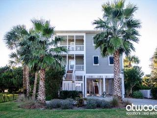 Good Graces - Gorgeous Home With Private Pool & Ocean Views - Edisto Island vacation rentals